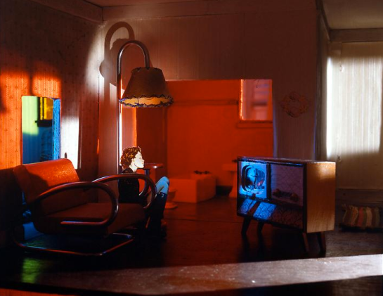 TV Room Laurie Simmons