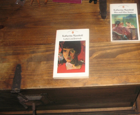 Cover of Penguin Modern Classics Katherine Mansfield